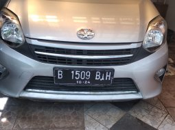Dijual Mobil Toyota Agya G 2014 di DKI Jakarta
