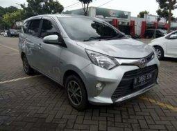 Dijual Cepat Toyota Calya G 2019 di Tangerang Selatan