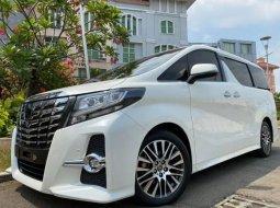 Jual Mobil Bekas Toyota Alphard SC 2017 di DKI Jakarta