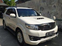Jual Mobil Toyota Fortuner G TRD VNT 2012/2013 DI Yogyakarta