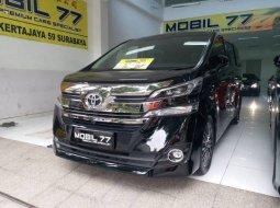 Jual Mobil Toyota Vellfire 2.5L G ATPM di Jawa Timur
