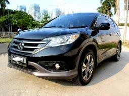Dijual Mobil Bekas Honda CR-V 2.4 i-VTEC 2013 Hitam di DKI Jakarta