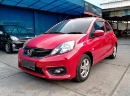 Dijual Mobil Bekas Honda Brio Satya E CVT AT 2018 di Bekasi