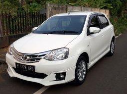 Dijual Mobil Bekas Toyota Etios G Valco 1.2cc 2014 Manual di DKI Jakarta