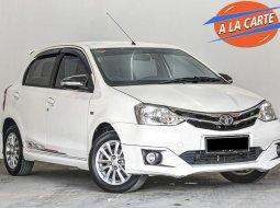 Jual Cepat Mobil Toyota Etios Valco G 2016 di DKI Jakarta