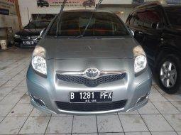 Dijual Mobil Toyota Yaris E 2010 MT di Bekasi