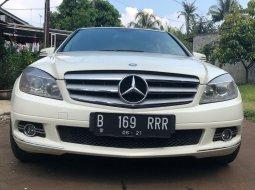 Jual Mobil Mercedes-Benz C-Class C200 2010 Teawat di Bekasi