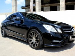 Dijual Mobil Bekas Mercedes-Benz E-Class E250 2013 Coupe di DKI Jakarta
