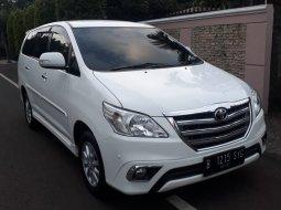 Dijual Mobil Bekas Toyota Kijang Innova V 2.0cc Automatic 2013 di DKI Jakarta