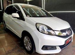 Dijual Cepat Honda Mobilio E 2014 Putih di DKI Jakarta