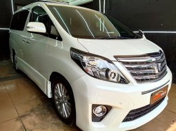 Jual Mobil Bekas Toyota Alphard 2.4 NA 2012 di DKI Jakarta