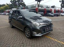 Dijual Mobil Daihatsu Sigra R AT Matic 2017 Grey Cash/Kredit Termurah Tangerang