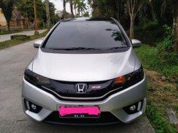 Dijual Mobil Honda Jazz RS 1.5 ivtec 2015 / Silver bekas di Kalimantan Timur