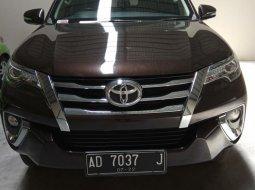Jual cepat Toyota Fortuner VRZ 2017 di DI Yogyakarta