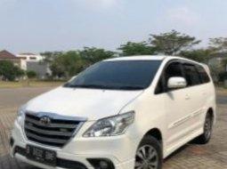 Dijual Cepat Toyota Kijang Innova G Luxury 2015 di Tangerang