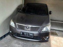 Jual Mobil Bekas Toyota Kijang Innova 2.5 Diesel NA 2012 di Tangerang