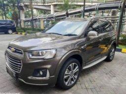 Jual Mobil Bekas Chevrolet Captiva LTZ 2017 di DKI Jakarta