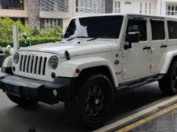 Dijual Cepat Jeep Wrangler Sahara 2012 di DKI Jakarta