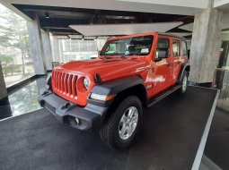 Promo Jeep Wrangler Sport Unlimited 2020