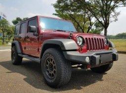 Dijual Cepat Jeep Wrangler Sport Unlimited 2012 di Tangerang Selatan