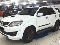 Jual Mobil Toyota Fortuner G TRD 2014 di DKI Jakarta