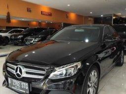 Jual Mobil Bekas Mercedes-Benz C-Class C200 2016 di DKI Jakarta