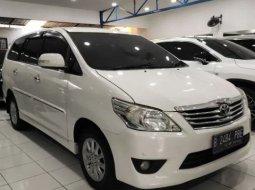 Jual Mobil Bekas Toyota Kijang Innova 2.5 V 2012 di DKI Jakarta