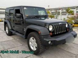 Dijual Cepat Jeep Wrangler Sport CRD Unlimited 2012 di DKI Jakarta