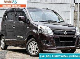 Dijual Mobil Suzuki Karimun Wagon R GL 2017 di DKI Jakarta