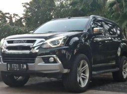 Jual Mobil Bekas Isuzu MU-X 2.5 2017 di DKI Jakarta