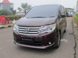 Jual Mobil Nissan Serena X 2015 di DKI Jakarta