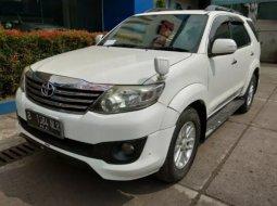 Dijual Cepat Toyota Fortuner G TRD 2012 di Bekasi