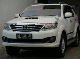 Dijual Cepat Toyota Fortuner G 2013 di DI Yogyakarta
