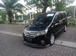 Jual Mobil Nissan Serena HWS AT 2014 Bekasi