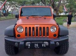 Dijual Mobil Jeep Wrangler Rubicon Asli Axle Lock Swaybar 2013 di DI Yogyakarta
