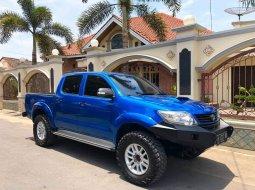 Dijual Toyota Hilux Type V Double Cabin 2013 di Jawa Barat