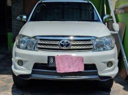 Jual mobil Toyota Fortuner 2.5 G 2010 , Kota Malang, Jawa Timur