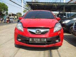 Jual Mobil Bekas Honda Brio E 2014 di Bekasi