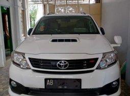 Jual Toyota Fortuner TRD disel 2015 di DI Yogyakarta