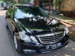 Jual Mobil Mercedes-Benz E-Class E 300 2010 di DI Yogyakarta
