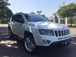 DIjual Mobil Jeep Compass Limited 4x4 2012 di DI Yogyakarta