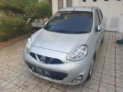 Dijual Mobil Nissan March 1.5L M/T 2016 silver, low kilometer di DKI Jakarta