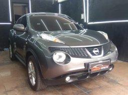 Dijual Mobil Bekas Nissan Juke 1.5 RX Automatic 2011 Abu Abu di DKI Jakarta