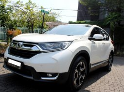 Dijual Mobil Honda CR-V Turbo 2018 Putih di DKI Jakarta