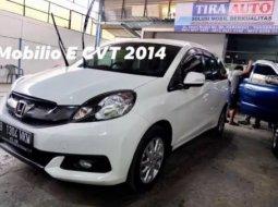 Dijual Honda Mobilio E 2014 Terawat di Tangerang