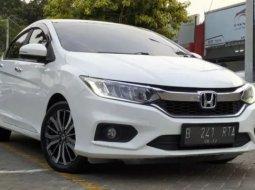Dijual Mobil Honda City E 2017 di Tangerang Selatan