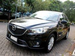 Dijual Mobil Mazda CX-5 Sport 2.0 2012 Hitam di DKI Jakarta