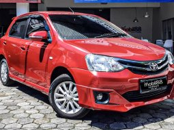 Jual Mobil Toyota Etios Valco G 2016 di Jawa Barat