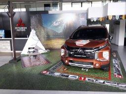 Mitsubishi Xpander Cross 2020 Bunga 0%