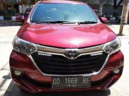 Dijual Mobil Toyota Avanza G Luxury 2017 di Sulawesi Selatan